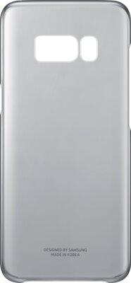 Чехол Samsung Clear Cover EF-QG955CBEGRU Black для Galaxy S8+ G955 4
