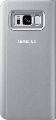 Чехол Samsung Clear View Standing Cover EF-ZG955CSEGRU Silver для Galaxy S8+ G955 5