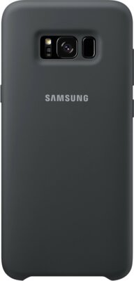 Чехол Samsung Silicone Cover EF-PG950TSEGRU Gray для Galaxy S8 G950 3