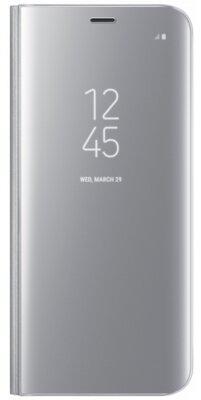 Чохол Samsung Clear View Standing Cover EF-ZG950CSEGRU Silver для Galaxy S8 G950 1