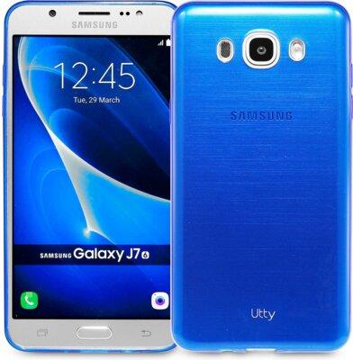 Чохол GlobalCase Cap-D для Samsung Galaxy J7 2016 Blue 2