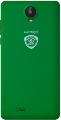 Смартфон Prestigio MultiPhone Wize K3 3519 Dual Green 2