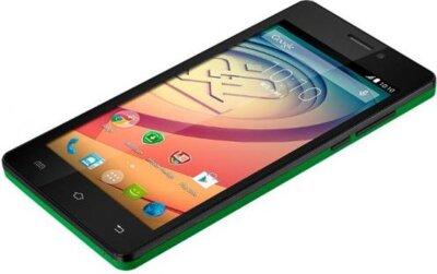 Смартфон Prestigio MultiPhone Wize K3 3519 Dual Green 3