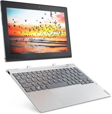 Планшет Lenovo Miix 320 LTE 64GB (80XF005YRA) Platinum Silver 3