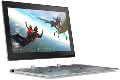 Планшет Lenovo Miix 320 LTE 128GB (80XF004YRA) Platinum Silver 5