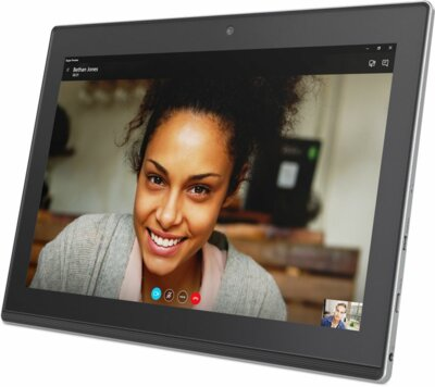 Планшет Lenovo Miix 320 LTE 128GB (80XF004YRA) Platinum Silver 7