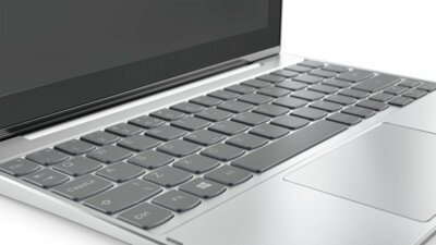 Планшет Lenovo Miix 320 LTE 128GB (80XF004YRA) Platinum Silver 8