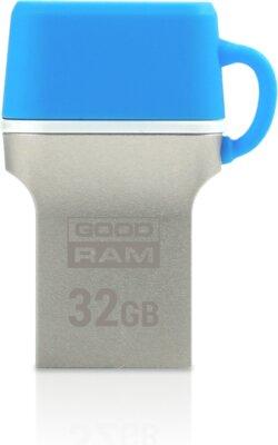 USB flash накопитель GOODRAM ODD3 32GB USB 3.0 Type-C BLUE 4