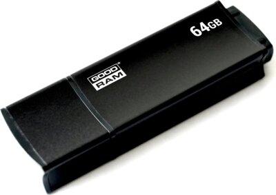 USB flash накопитель GOODRAM UEG3 64Gb Black 1