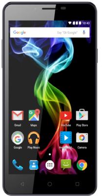 Смартфон Archos 55B 8Gb Platinum Blue 1