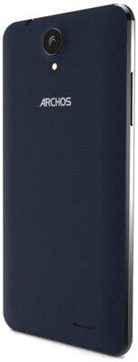 Смартфон Archos 55B 8Gb Platinum Blue 4