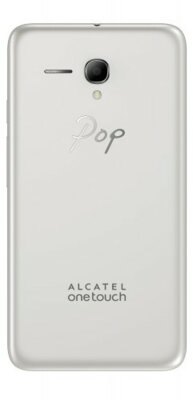 Смартфон Alcatel One Touch Pop 3 5025D Dual SIM Metallic Silver 2