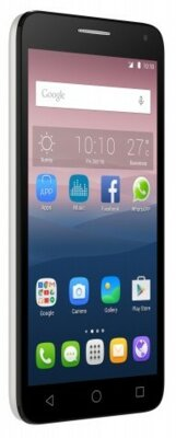 Смартфон Alcatel One Touch Pop 3 5025D Dual SIM Metallic Silver 5