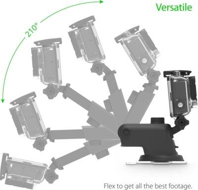 Автотримач IOTTIE Easy One Touch GoPro Cradle for GoPro (HLCRIO122GP) 2