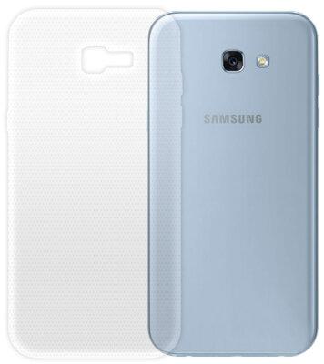 Чехол GlobalCase TPU Extra Slim для Samsung Galaxy A7 (2017) A720 Light 1