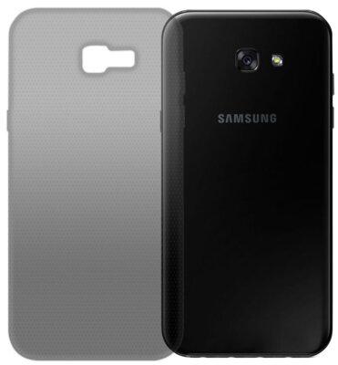 Чехол GlobalCase TPU Extra Slim для Samsung Galaxy A7 (2017) A720 dark 1