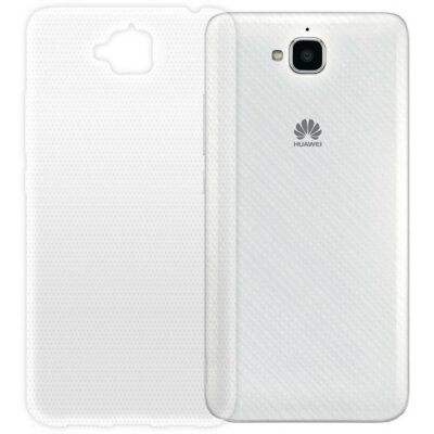 Чехол GlobalCase TPU light для Huawei Ascend Y6 Pro 1