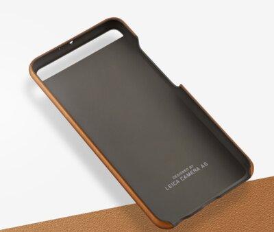 Чехол Huawei P10 Leica Leather Case Brown (51991943) 2