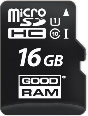 Карта пам'яті microSDHC 16GB GOODRAM Class 10 UHS-I M1AA-0160R11 2