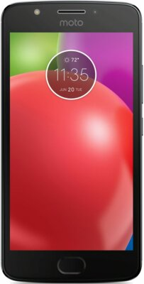 Смартфон Moto E (XT1762) Grey 1