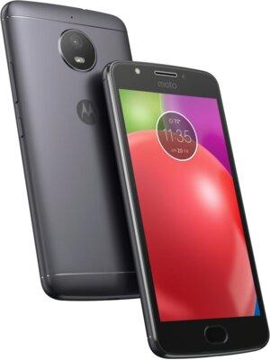 Смартфон Moto E (XT1762) Grey 3