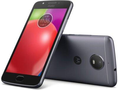 Смартфон Moto E (XT1762) Grey 4
