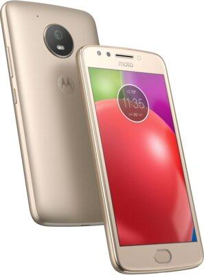 Смартфон Moto E (XT1762) Gold 3