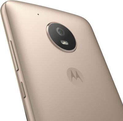 Смартфон Moto E (XT1762) Gold 7