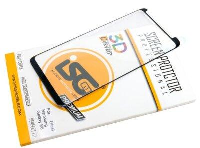 Захисне скло ISG 3D Screen Protector Full для Samsung G950 S8 Plus 2