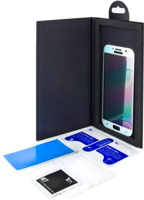 Захисне скло ADPO CurvedGlass для Samsung A7 (2017) A720 Blue 2