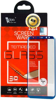 Захисне скло ADPO CurvedGlass для Samsung S8 G950 Blue 1