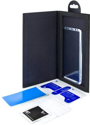 Защитное стекло ADPO CurvedGlass для Samsung S8 G950 Silver 2