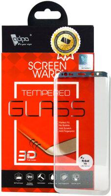 Защитное стекло ADPO CurvedGlass для Samsung S8 G950 Silver 1