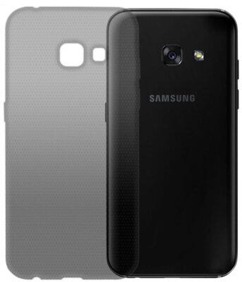 Чохол GlobalCase TPU Extra Slim Samsung Galaxy A3 (2017) A320 dark 1