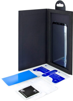 Захисне скло ADPO CurvedGlass для Samsung S8 G950 Black 2