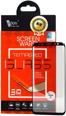 Захисне скло ADPO CurvedGlass для Samsung S8 G950 Black 1