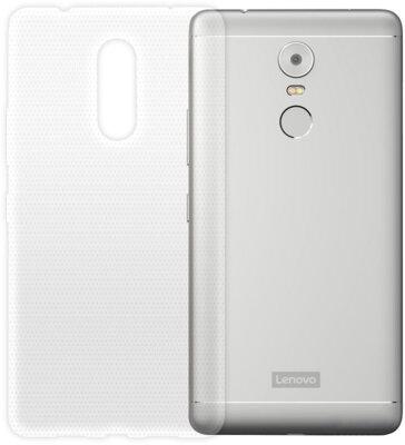 Чехол GlobalCase TPU Extra Slim для Lenovo K6 Note Transparent 1