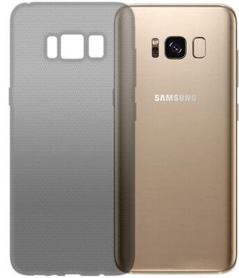 Чохол GlobalCase TPU Extra Slim для Samsung G950 S8 Dark 1