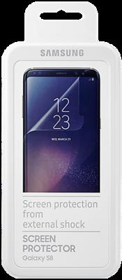 Защитная пленка Samsung ET-FG950CTEGRU для Galaxy S8 G950 1