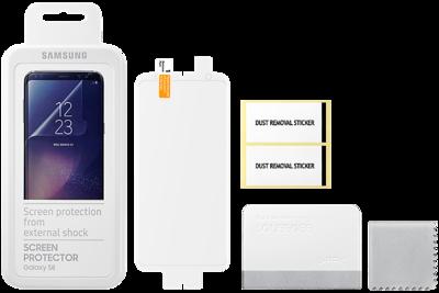 Защитная пленка Samsung ET-FG950CTEGRU для Galaxy S8 G950 2