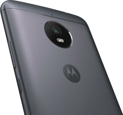 Смартфон Motorola Moto E Plus XT1771 Iron Gray 4