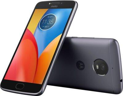 Смартфон Motorola Moto E Plus XT1771 Iron Gray 6