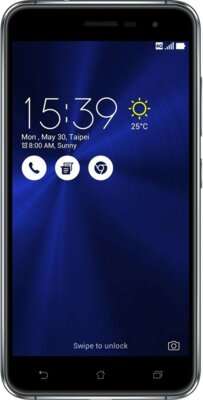 Смартфон Asus ZenFone 3 Sapphire Black 1