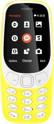 Мобільний телефон Nokia 3310 DS Yellow 1