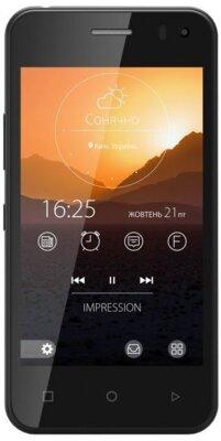 Смартфон Impression ImSmart А404 Black 1