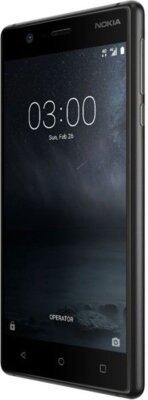 Смартфон Nokia 3 DS Matte Black 4