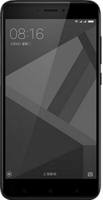 Смартфон Xiaomi Redmi 4X 2/16GB Black Українська версія 1