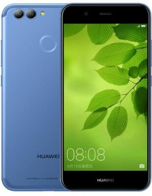 Смартфон Huawei Nova 2 Aurora Blue 6