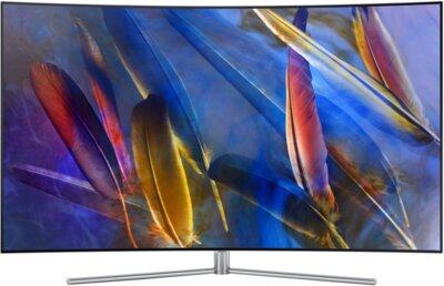 Телевизор Samsung QE55Q7CAMUXUA 1
