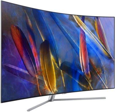 Телевізор Samsung QE55Q7CAMUXUA 2